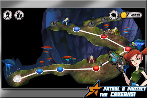Slugterra: Guardian Force 1.0.3 Screenshots 3