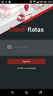 Claro Flotas - náhled