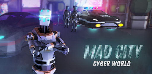 Mad City Cyber World 2020 Punk Style Apps On Google Play