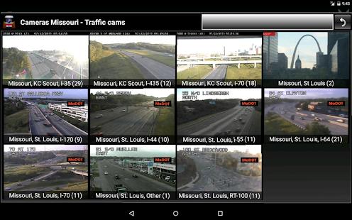 Cameras Missouri Mod