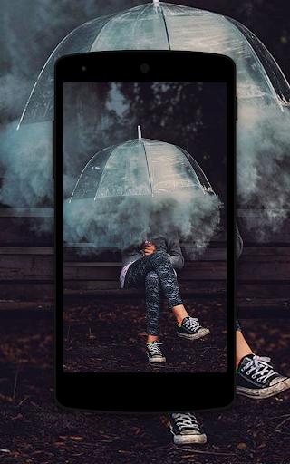 Wallpaper Black Tumblr  screenshots 1