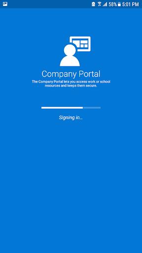 Intune Company Portal 5.0.4415.0 screenshots 2