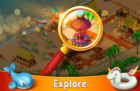 Hidden Resort Mod Apk 0.9.19 (Unlimited Stars, Coins, Lives) 1