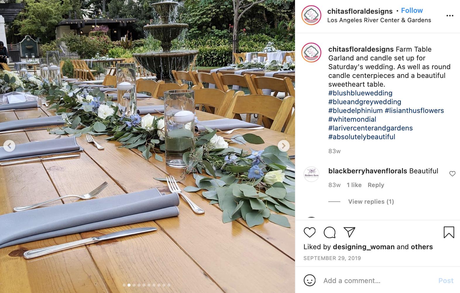 neutral wedding tablescape decor