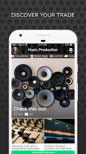 Music Production Amino for Music Producers - náhled