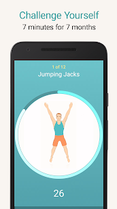 Seven – 7 Minute Workout PRO (Cracked) 1