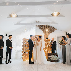 Wedding photographer Yuliya Avdyusheva (avdusheva). Photo of 23.10.2017