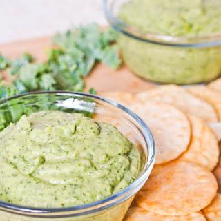 Kale and Bean Dip {Gluten-Free, Vegan}