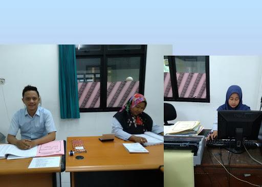 staf administrasi pengelola rusunawa jongke