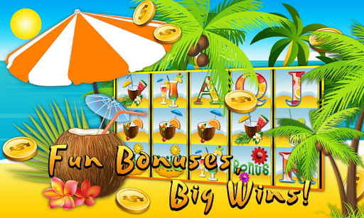 Tropical Fruit Pop Super Slots