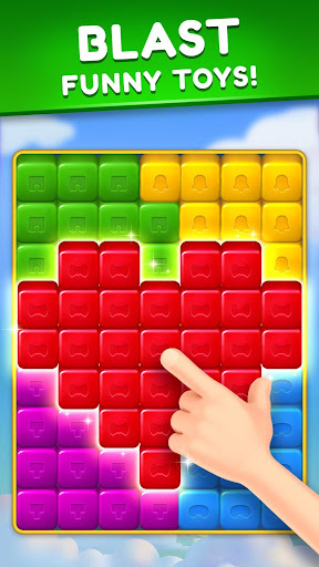 Toy Tap Fever - Cube Blast Puzzle screenshots 3