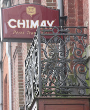 Photo: Day 14 - Balcony in Chimay
