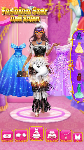 Doll Makeover Salon screenshots 9