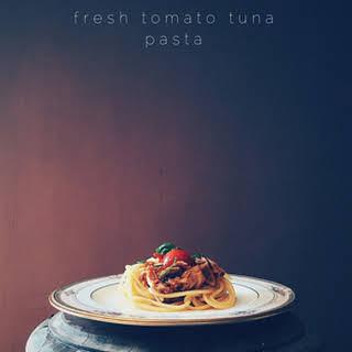 Fresh Tuna With Pasta Recipes.