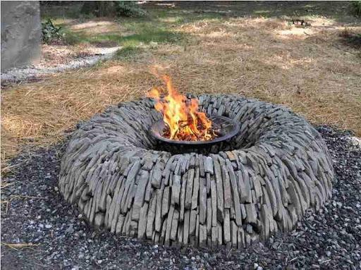 主頁丙烷火坑