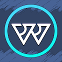WalP - HD & 4K Stock Wallpapers (Backgrounds) icon