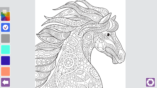 Mandala Coloring Book Free