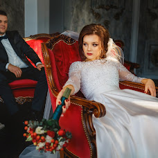 Wedding photographer Konstantin Gusev (gusevfoto). Photo of 28.01.2018