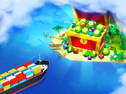 Sea Port: Build Town & Ship Cargo in Strategy Sim 7