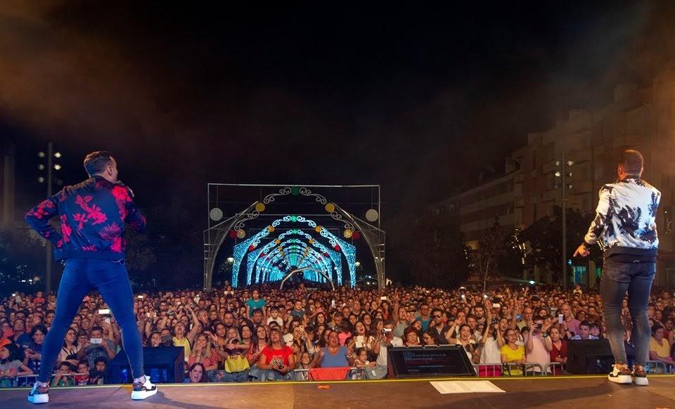Primeira semana das Festas dos Remédios atrai muitos milhares de pessoas