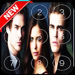 Lockscreen for Vampire Diaries Icon