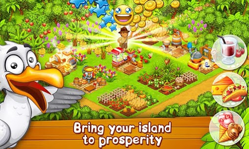 Farm Paradise: Hay Island Bay 1.57 Apk (Unlimited Diamonds) MOD 1