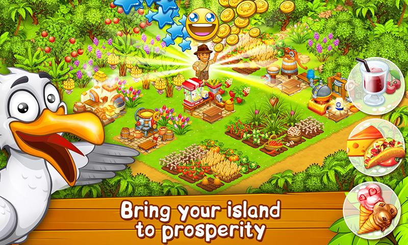 Farm Paradise: Hay Island Bay- screenshot