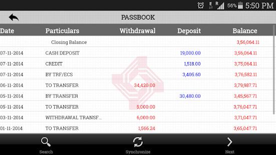 App Cent m-passbook APK for Windows Phone