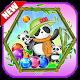 Panda Rescue 2020 Legends: New Bubble Shooter