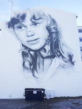Photo: Reykjavik mural near Harpa