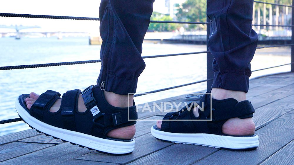 Cách chọn sandal nam thích hợp với đôi chân