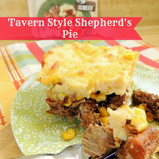 Tavern Style Shepherd's Pie