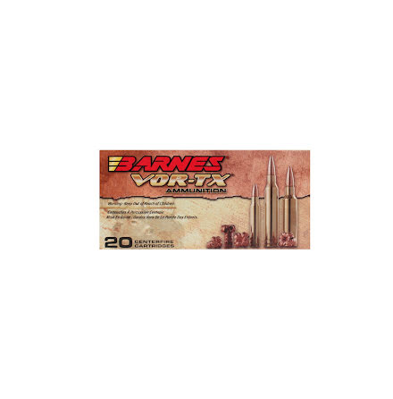 Barnes Vor-Tx 22-250 50gr