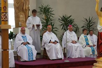 Photo: Vzácni hostia na stretnutí Rodiny Nepoškvrnenej.