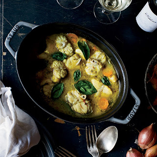 Monkfish Stew Recipes.