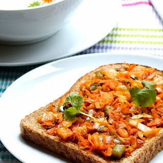 Iyengar Bakery Style Masala Bread