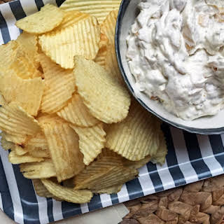 Onion Dip from Scratch.
