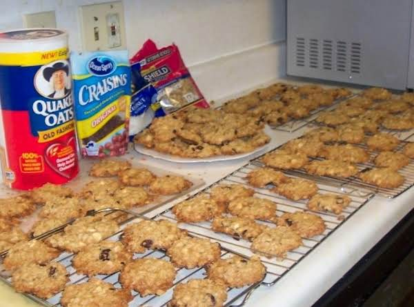 Overnight Oatmeal Cookies A Stephanie Dodd Recipe