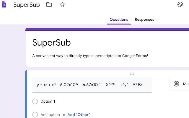 SuperSub