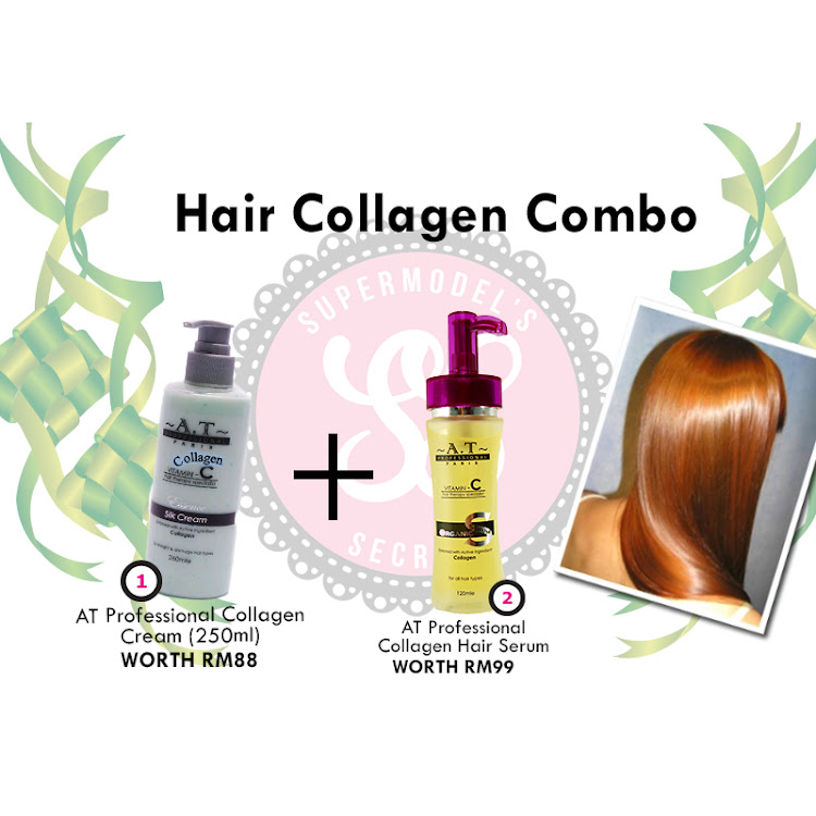 Hair Collagen Combo Deal