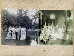 Photo: W.I.A.U, July 1902, Marshall, Illinois.