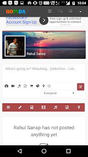 Gopida.com screenshot