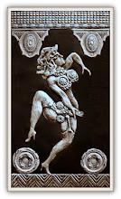 Photo: Antonio Berni Sin título (Ramona bailarina) 1966. Xilo-collage-relieve. Matriz xilográfica: 41,5 x 24 cm. Estampa: 54 x 35 cm. Colección particular, Buenos Aires. Expo: Antonio Berni. Juanito y Ramona (MALBA 2014-2015)