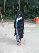 Photo: Nome: Ramon Carrocino Personagem: Tassadar Raça: Elfo Origem: Ilha Esmeralda Clã: Escálarde Profissão: Druída do Grupo Escárlarde