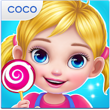 Mia - My New Best Friend APK poster