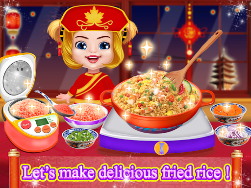 Chinese Food Maker - Yummy Cooking Chef Recipe 2.0 screenshots 2