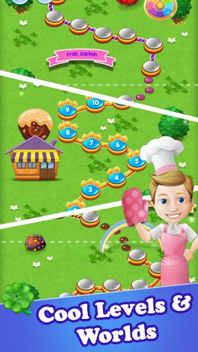 Screenshots von Candy Fruit Splash 5