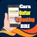 Cara Daftar M Banking BRI Online icon