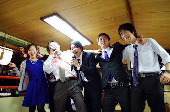 Photo: 卒業おめでとう!