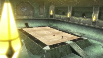 Showdown at the Shalour Gym!